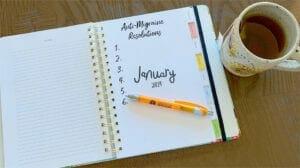 Anti Migraine Resolutions