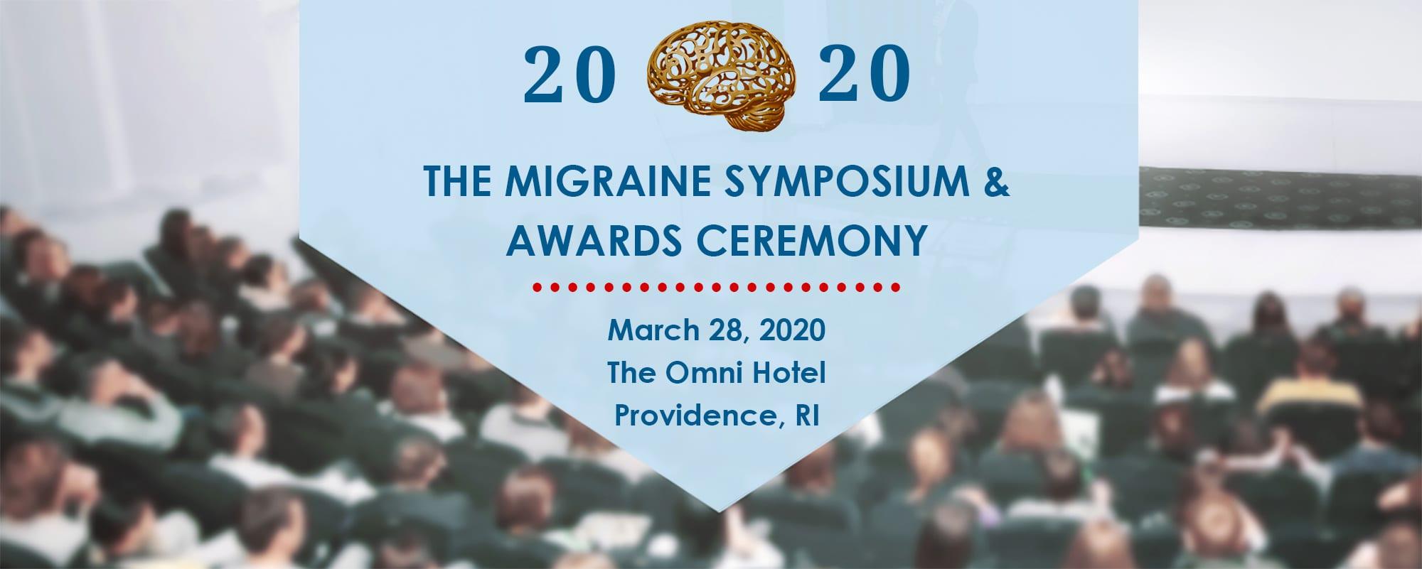 The Migraine Symposium & Awards Ceremony 2020
